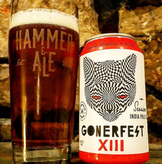 Memphis Craft Beer covers all things craft beer in the Bluff City, including Memphis Made Brewing's first canned offering that celebrates 2016 Gonerfest.