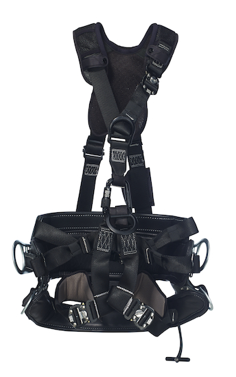 Front Connect Harness : Exofit nex™ lineman suspension harness with seat belt™ d