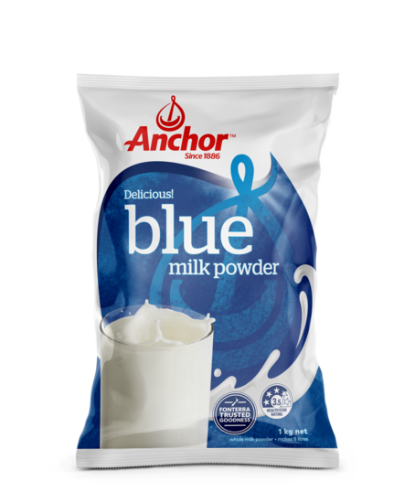 Anchor Instant Whole Milk Powder 1kg pack