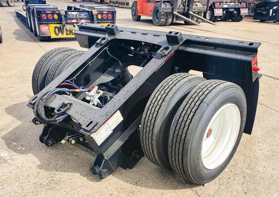 2021 Load King FL241 Flip Axle