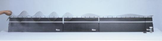 Complete Wave Motion Demonstrator