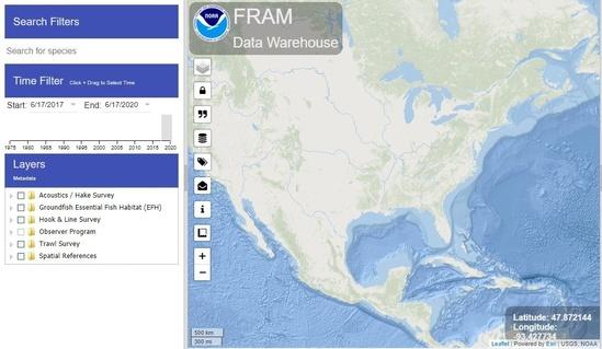 fram-data-warehouse-NOAA-NWFSC.jpg