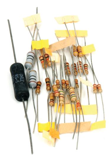 Resistor Pack