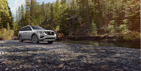 The Muscle and Towing Capacity of the Nissan Pathfinder