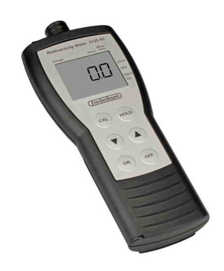 Handheld GM Counter