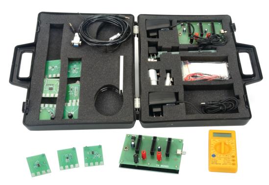 Fiber Optics Communication Kit