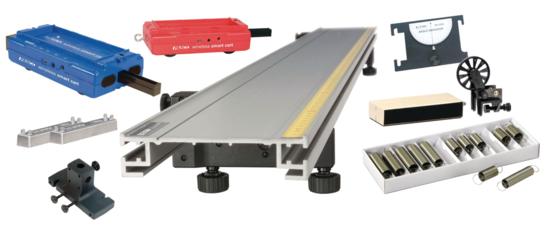 Standard Smart Cart Metal Track 1.2 m System • ME-5718A