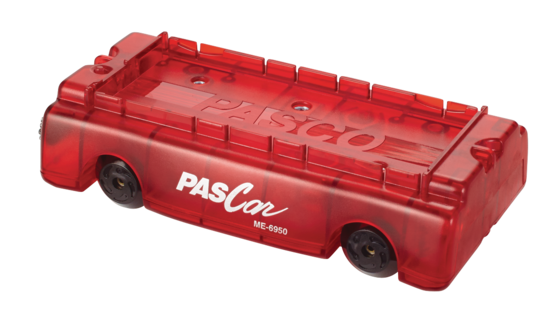 PAScar Red
