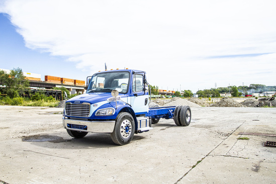 2020 Freightliner M2106 4x2 Cab & Chassis