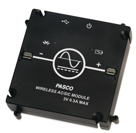 Wireless AC/DC Module