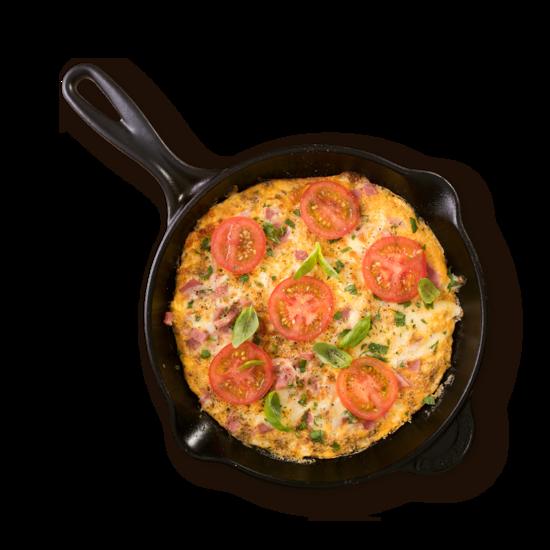 Easy Pizza Omelette