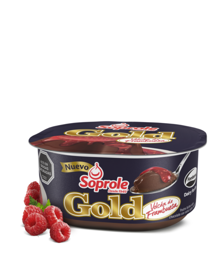 Soprole Gold Frambuesa