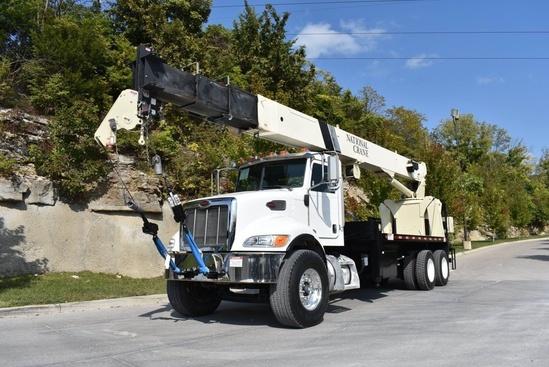 2012 Peterbilt 382 6x4 National 9103A-WL Boom Truck