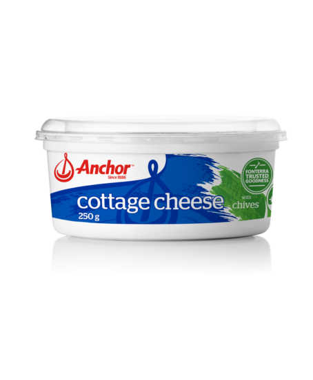 Stupendous Anchor Cottage Cheese With Chives 250G Download Free Architecture Designs Scobabritishbridgeorg