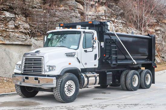 2020 Freightliner 114SD 6x4 Load King LK16EDB Dump Truck