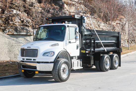2020 Freightliner M2106 6x4 Load King SSD16.04210GASTD Dump Truck