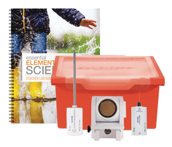 Elementary Science Starter Lab Station • PS-3314