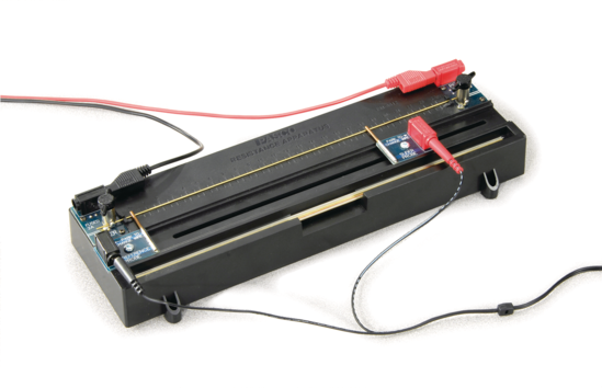 Resistivity Apparatus