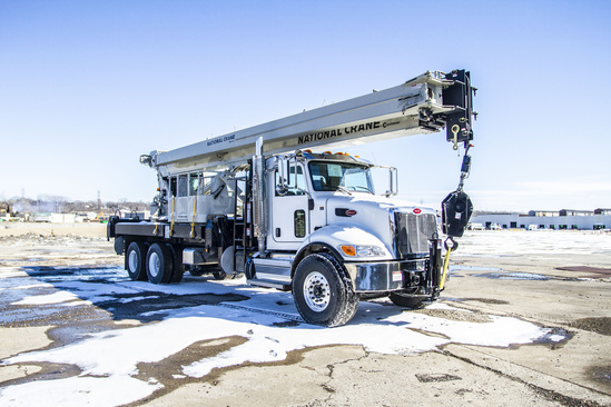 2019 Peterbilt 348 6x4 National NC14127A Boom Truck