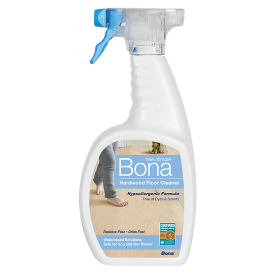 Product Image of Bona free & simple® Hardwood Floor Cleaner