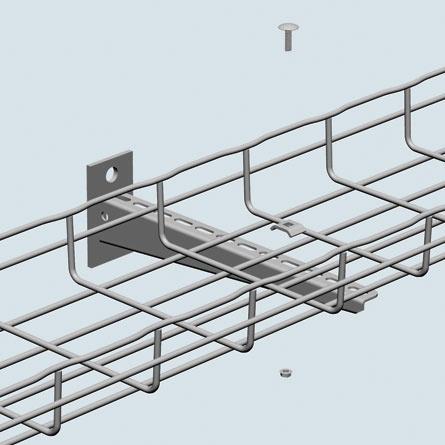 REINFORCED WALL BRACKET-HOT DIPPED (2D,,2W,,16L) [557253]