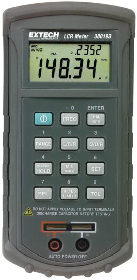 数字电感电容电阻测量计