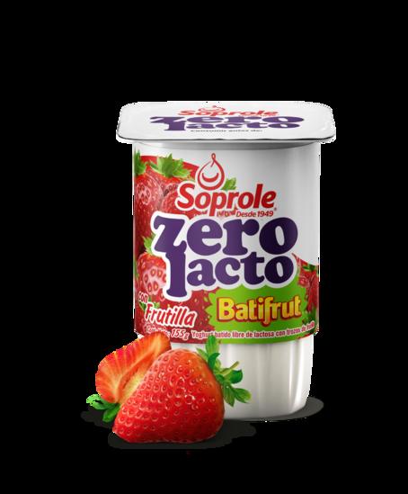 Soprole Zerolacto Batifrut Frutilla