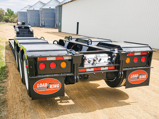 2022 Load King 503/554 SS SF Trailer