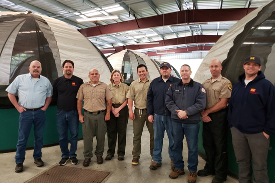 Russian River Coho Salmon Hatchery Team