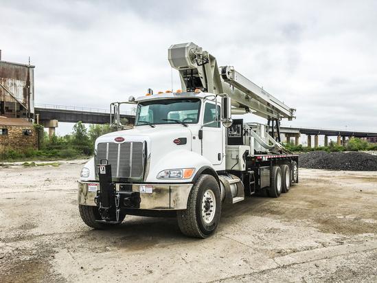 2019 Peterbilt 348 8x4 National NC14127H Boom Truck