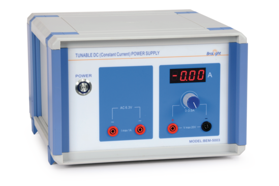Tunable DC Power Supply