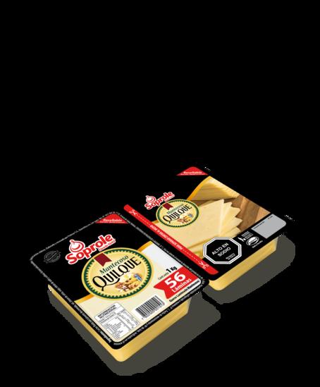 Soprole queso quilque mantecoso barra 3,4kg
