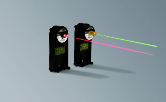 Green Diode Laser • OS-8458B