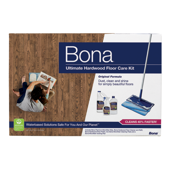 Product Image of Bona® Ultimate Hardwood Floor Care Kit