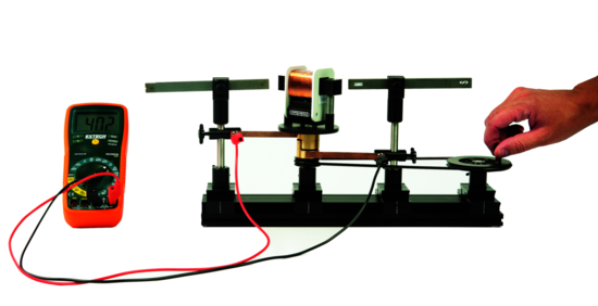 Motor/Generator Demonstration