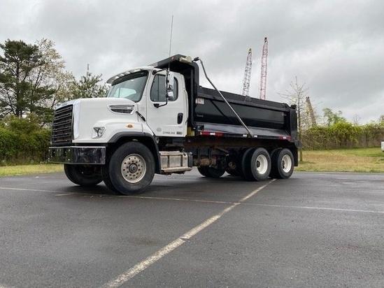 2016 Freightliner 108SD 6x4 Ox Bodies Dump Truck