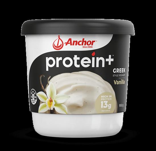 Anchor Protein+ Vanilla Yoghurt 950g tub