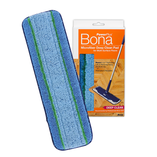 Product Image of Bona PowerPlus® Microfiber Deep Clean Pad