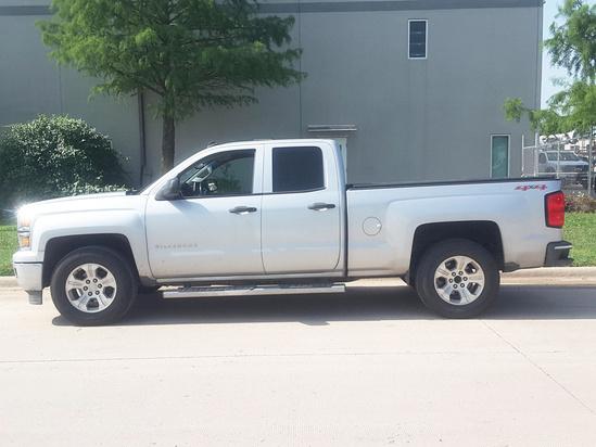 2014 Chevrolet 1500 4x4 Pickup