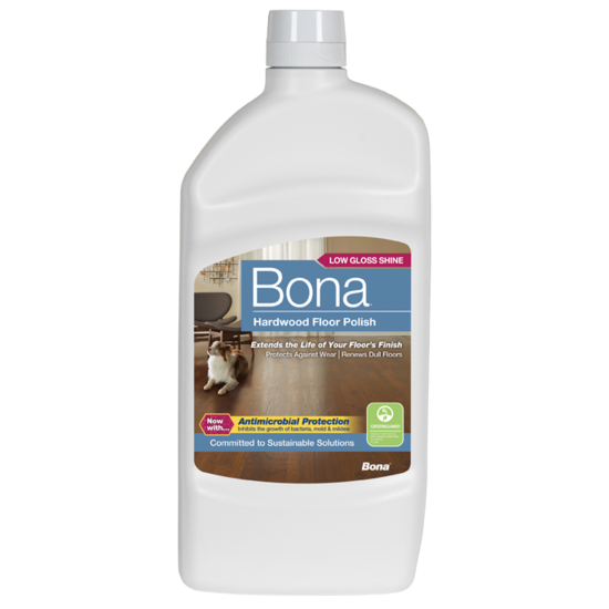 Bona® Hardwood Floor Polish – Low Gloss