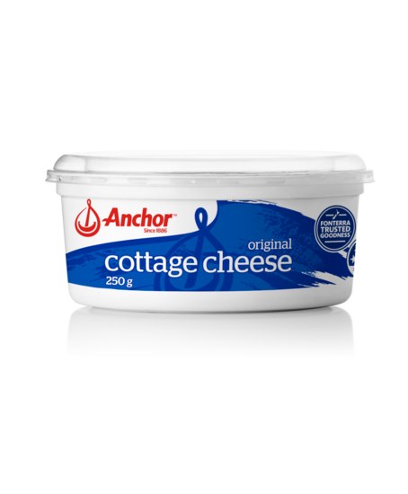 Anchor Cottage Cheese Original 250g tub