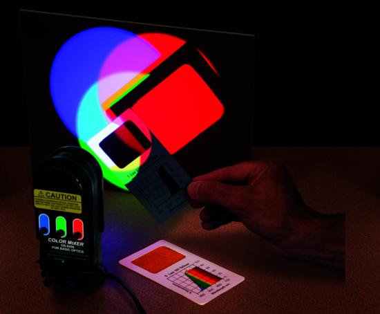 Color Mixer Accessory Kit