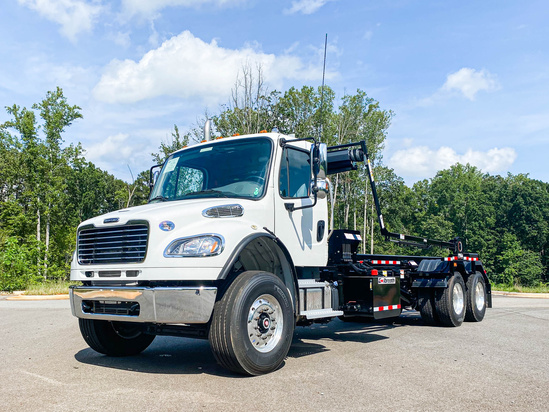 Galbreath U5-OR-174 Roll-Off on 2020 Freightliner M2106 6x4