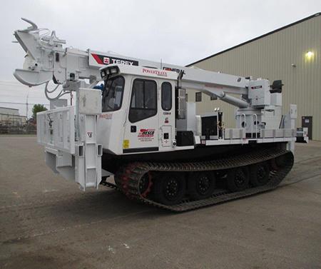 Equipment Cat-Class 606-2000