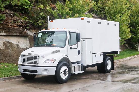 2019 Freightliner M2106 4x2 1472 Chip Truck Chip Truck