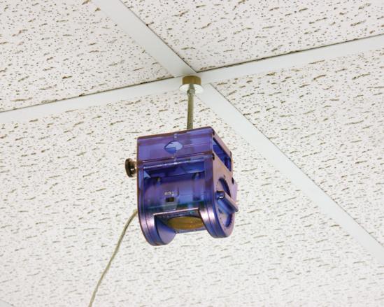 Magnetic Motion Sensor Bracket