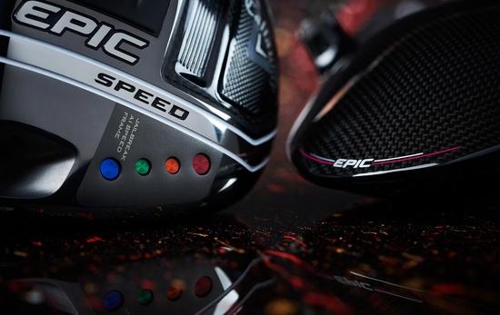 EPIC SPEED カラーカスタム ドライバー CE