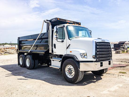 2020 Freightliner 108SD 6x4 Load King LK16SQDB Dump Truck