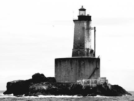 photo of St. George Reef lighthouse