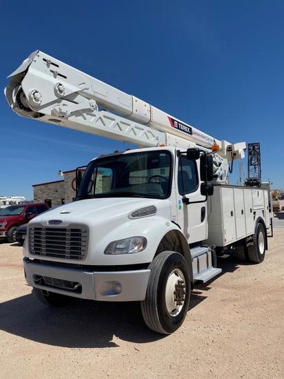 2015 Freightliner M2106 Terex HRX55 Bucket Truck